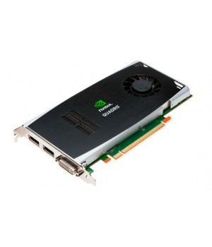 Видеокарта NVIDIA Quadro FX 1800 550Mhz PCI-E 2.0 768Mb 1600Mhz 192 bit DVI