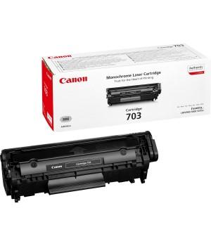 Заправка картриджа Canon 130/303/703 (7616A005)