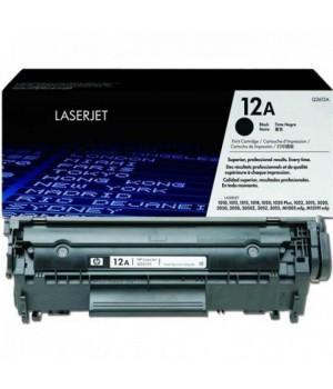 Заправка картриджа HP 12A (Q2612A)