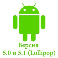 Установка операционной системы Android версия 5.0 и 5.1 (Lollipop)
