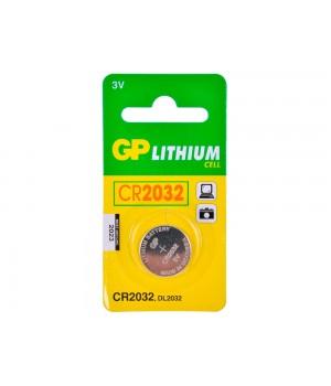 Элемент питания GP CR2032-C1 (для биоса мат.плат)