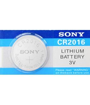 Батарейка SONY CR2016, 3v литиевая