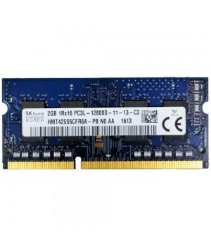 Модуль оперативной памяти SODIMM DDR3 (PC3L), 2 ГБ, РС12800, 1600 MHz  (в ассортименте)