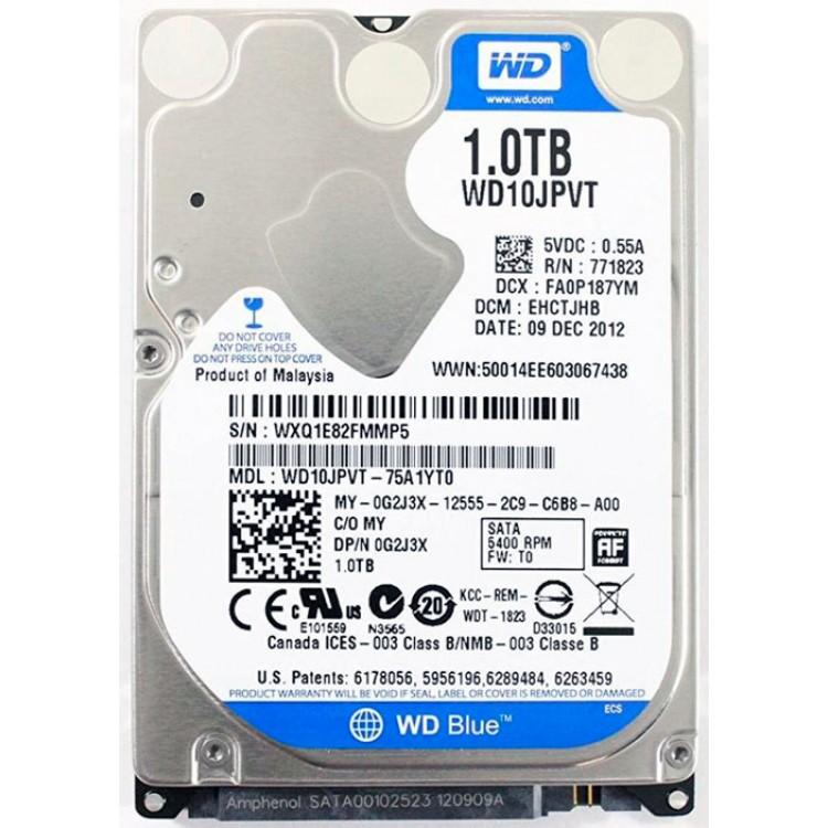 Купить жёсткий диск на ноутбук 1000 ГБ