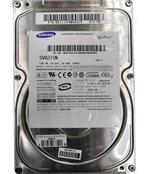 """Жёсткий диск 3.5"""" / 20 ГБ / 5400 rpm / IDE / б/у (в ассортименте)"""