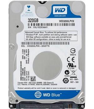 """Жёсткий диск 2.5"""" 320 ГБ 5400 rpm (в ассортименте)"""