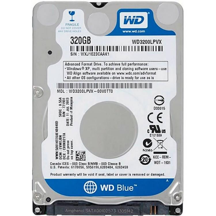 Купить жёсткий диск на ноутбук 320 ГБ