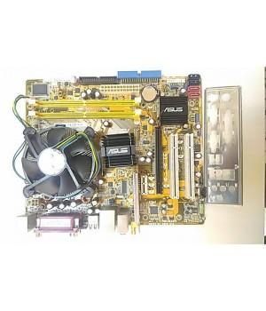 Комплект ASUS P5B-MX/WiFi-AP и Intel(R) Dual CPU E2160 1.80GHz