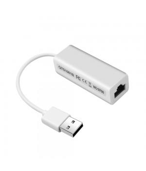 Сетевая карта Ethernet адаптер Rj45 на USB 2.0