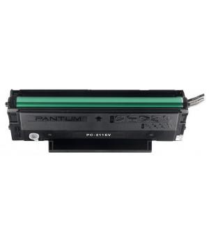 Заправка лазерного картриджа Pantum PC-211EV + замена чипа