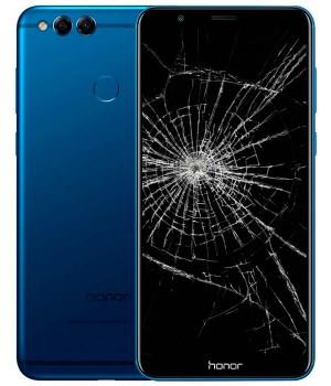 Замена дисплея на смартфон Honor 7x bnd-l21