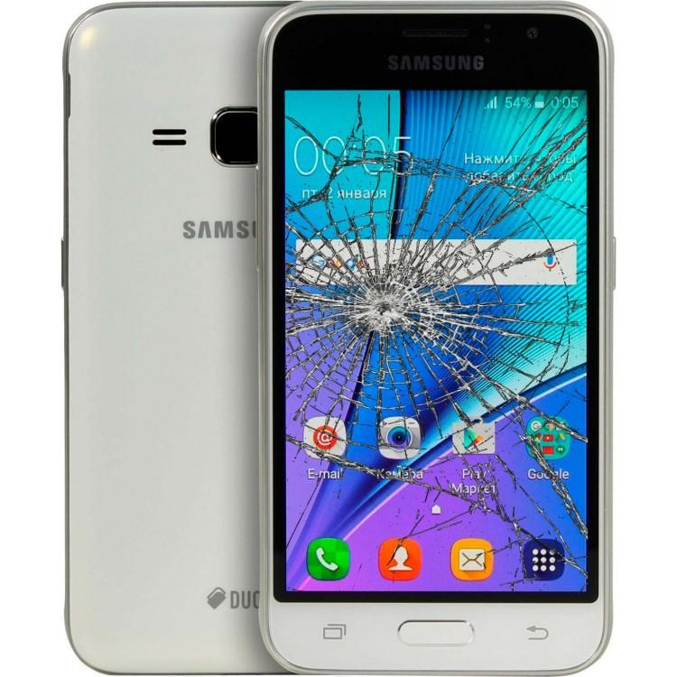 Замена экрана на смартфон SAMSUNG Galaxy J1 (2016) (SM-J120F)