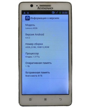 Замена usb разъема на Lenovo IdeaPhone A536