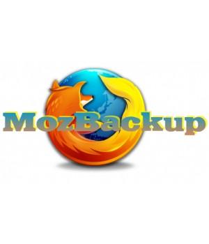 Установка MozBackup
