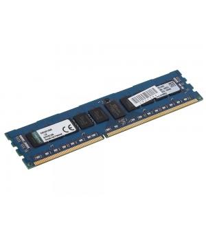 Модуль памяти DIMM 2Gb DDR3 PC12800 1600MHz Kingston (KVR16N11S6/2)