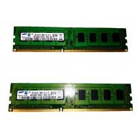 Модуль оперативной памяти DIMM DDR2 4GB (2шт. по 2GB)