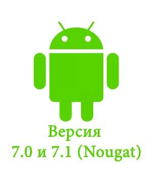 Установка операционной системы Android версия 7.0 и 7.1 (Nougat)