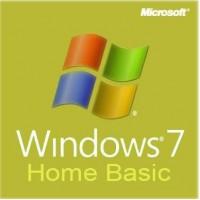Установка Windows 7 Home Basic (Домашняя базовая)