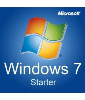 Установка Windows 7 Starter (Начальная)